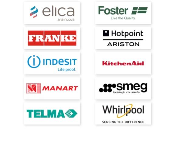 Distributore dei principali marchi di elettrodomestici